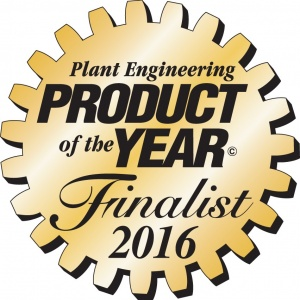 Plant Engineering Product of the Year Finalist 2016 logo