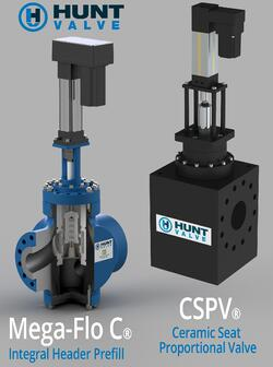 Plunger Descale Valve and Poppet Descale Valve